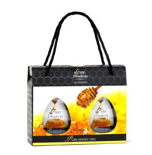 Gift set น้ำผึ้งดอกไม้ป่า 250 กรัม