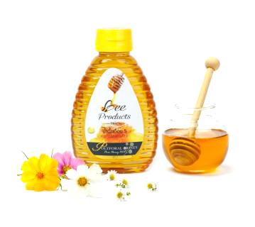 น้ำผึ้งดอกไม้ป่า 250 กรัม